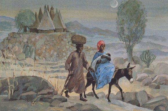 The Flight into Egypt - Matthew 2:13-18